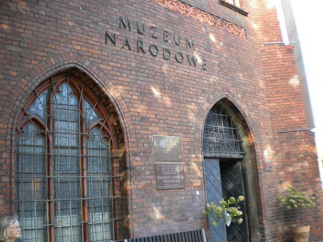 muzeum narodowe w gdanisu